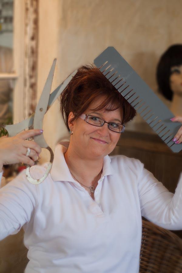 Friseur Scheune Schmidt Schermen Team