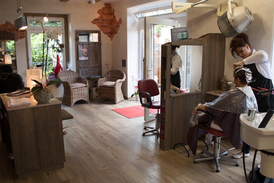 Friseur Scheune Schmidt Schermen Salon